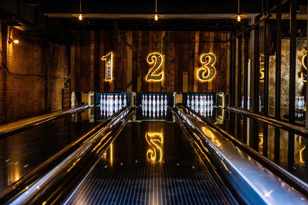 Stone Pin Bowling Lanes