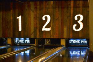 Stone Pin Bowling Alley Greenville SC